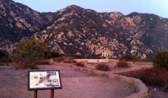 One of the best mountain hiking trails near Los Angeles is undoubtedly the Echo Mountain Trail