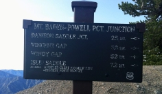 Baden Powell hiking trail is an icon of Angels Crest