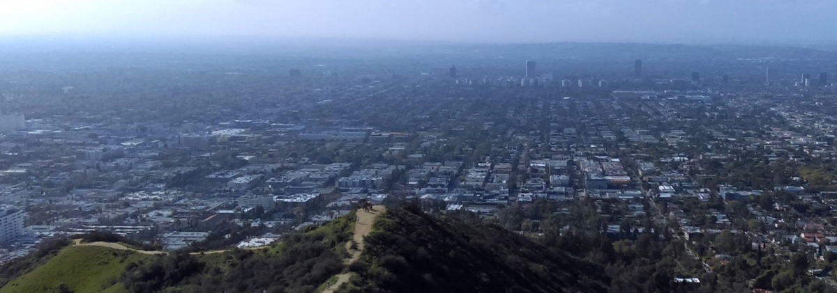 Hiking in Los Angeles: Runyon Canyon Trail