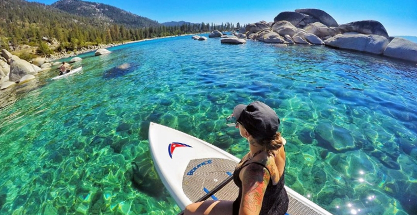 Besides LA, there are tons of SUP places to check out!