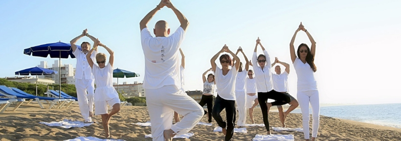 Finding your inner zen is important. Corporate wellness breeds happy employees.