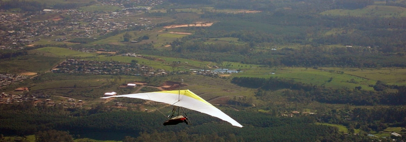 Hang gliding in LA is one of the best activities to do in the world with phenomenal views and a fantastic sense of freedom