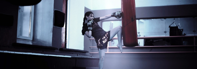 Learning how to box and to throw punches is a fantastic workout and easy to get started