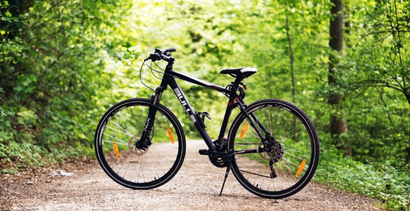 This bike is perfect for the Marvin Braude bike trail